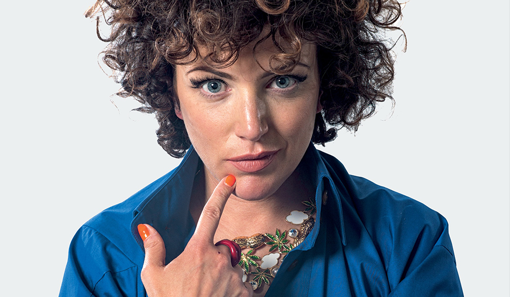 Annie Mac talks about UK clubbing's phone problem