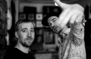 Session Victim are launching a brand new vinyl-only label 'Pen & Paper'