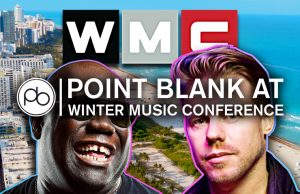 Point Blank at Winter Music Conference 2019: Ferry Corsten, Carl Cox, Roger Sanchez & More