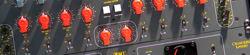 Chandler TG 1 Zener Limiter Studio Essentials