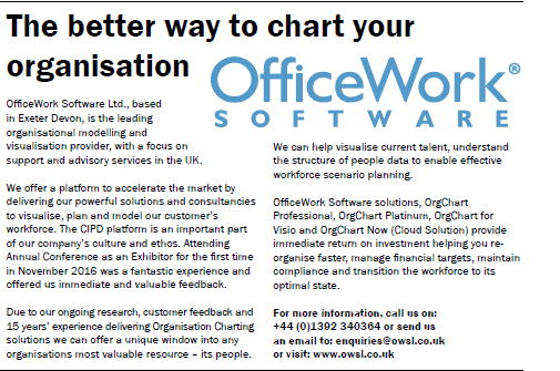 OfficeWork Software Named Top Exhibitor