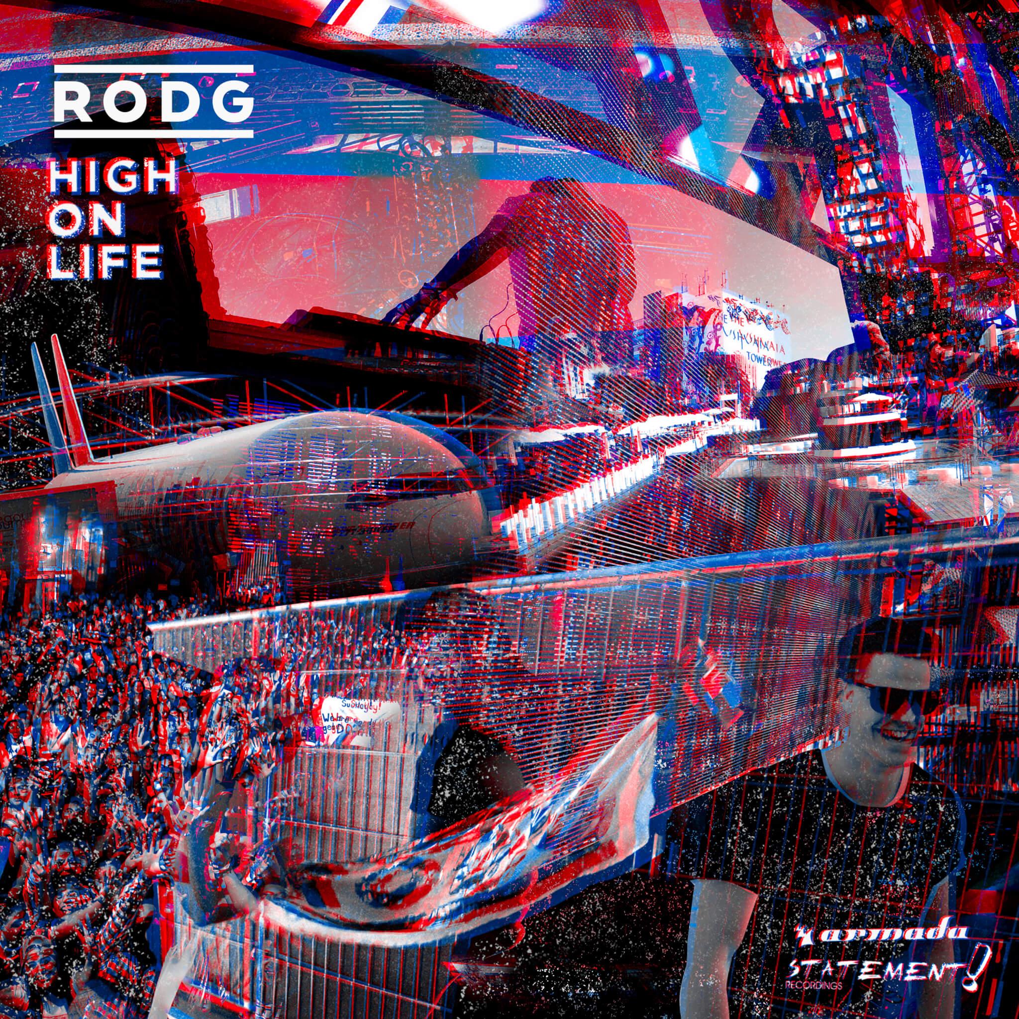 Rodg presents High On Life on Armada Music