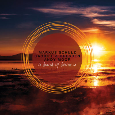 Various Artists presents In Search Of Sunrise 14 mixed by Markus Schulz, Gabriel and Dresden and Andy Moor on Black Hole Recordings