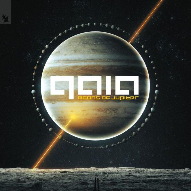 Gaia presents Moons of Jupiter on Armada Music