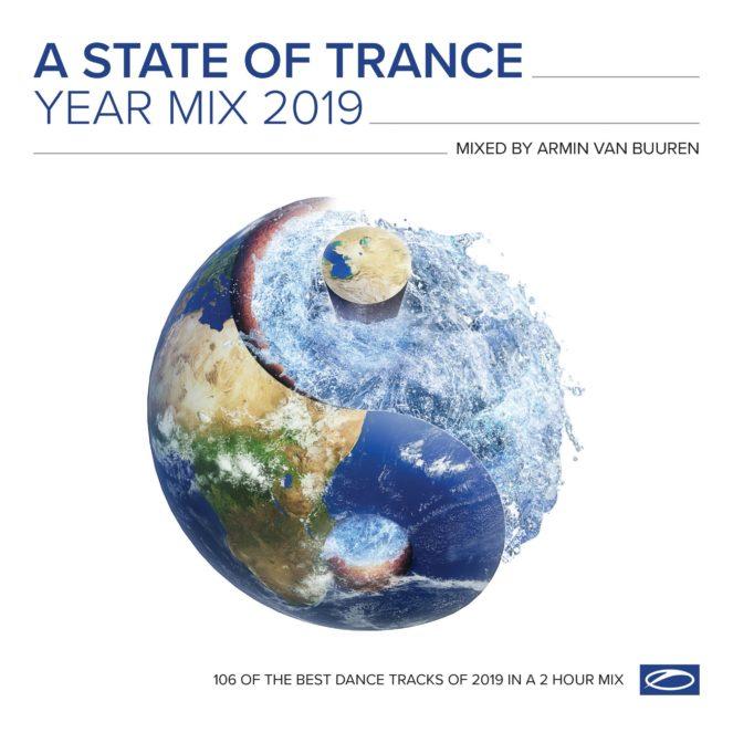 Armin van Buuren presents A State Of Trance Year Mix 2019 on Armada Music