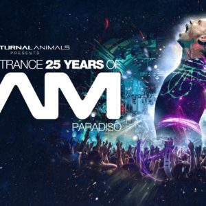 Nocturnal Animals present Essence Of Trance – 25 Years Of RAM at Paradiso club, Amsterdam, The Netherlands on 18th of January 2020