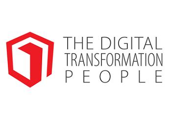 The Digital Transformation People Logo