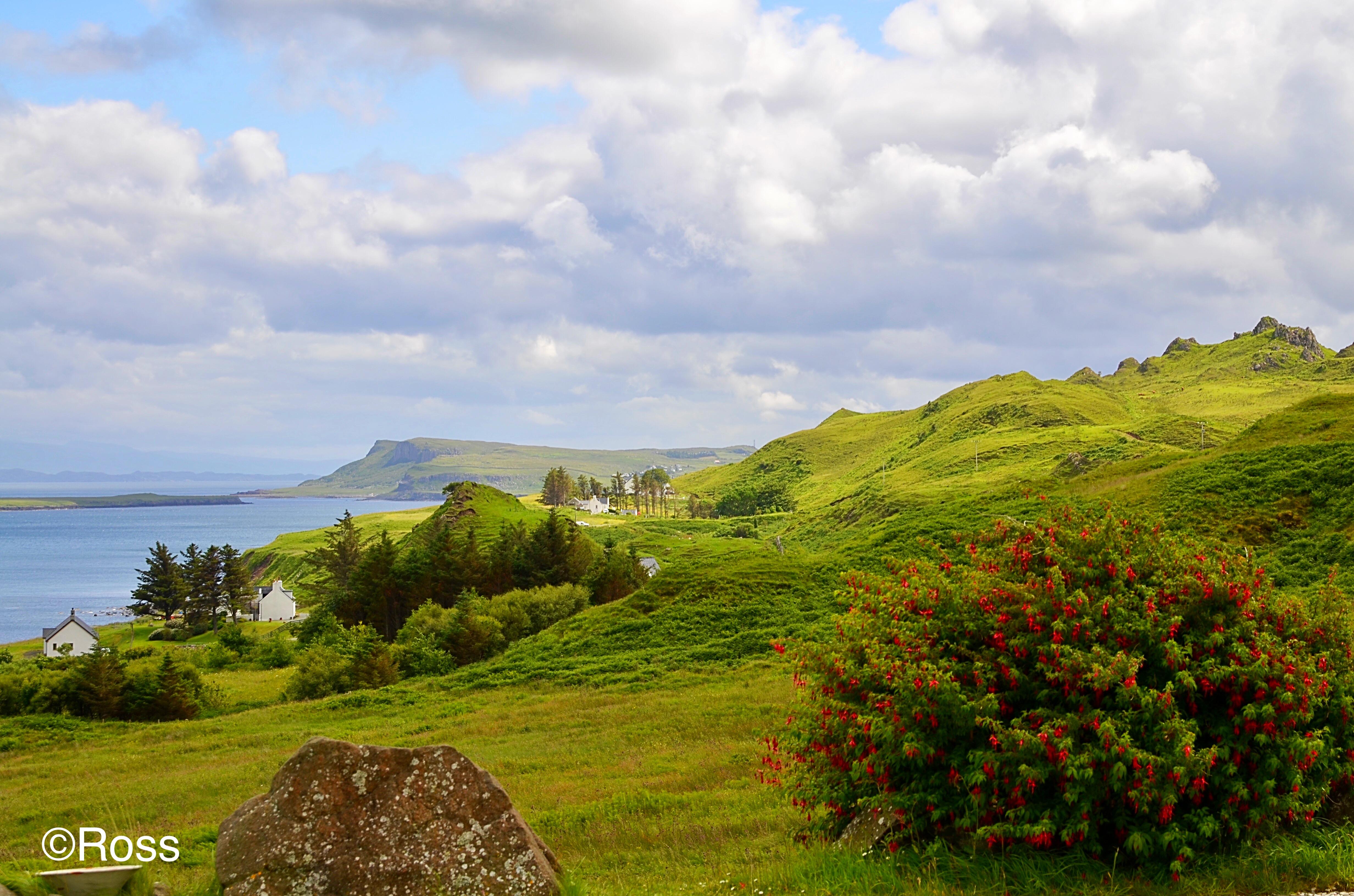 Panorama Scozia