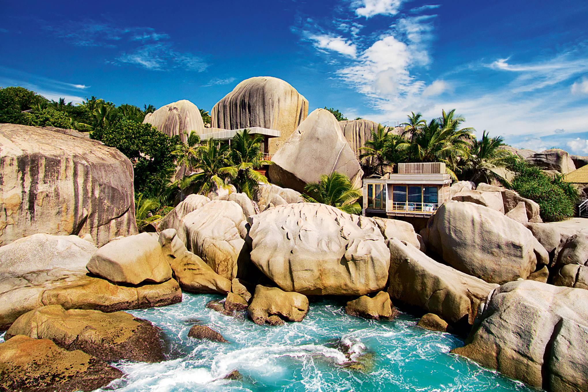 Six Senses Zil Pasyon 5* Seychelles