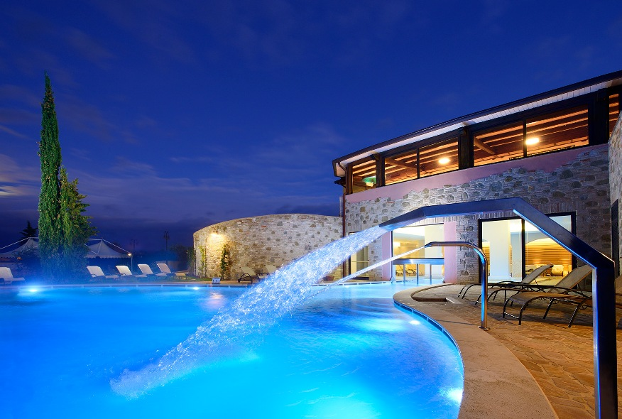 Umbria – Borgobrufa Spa Resort  5*