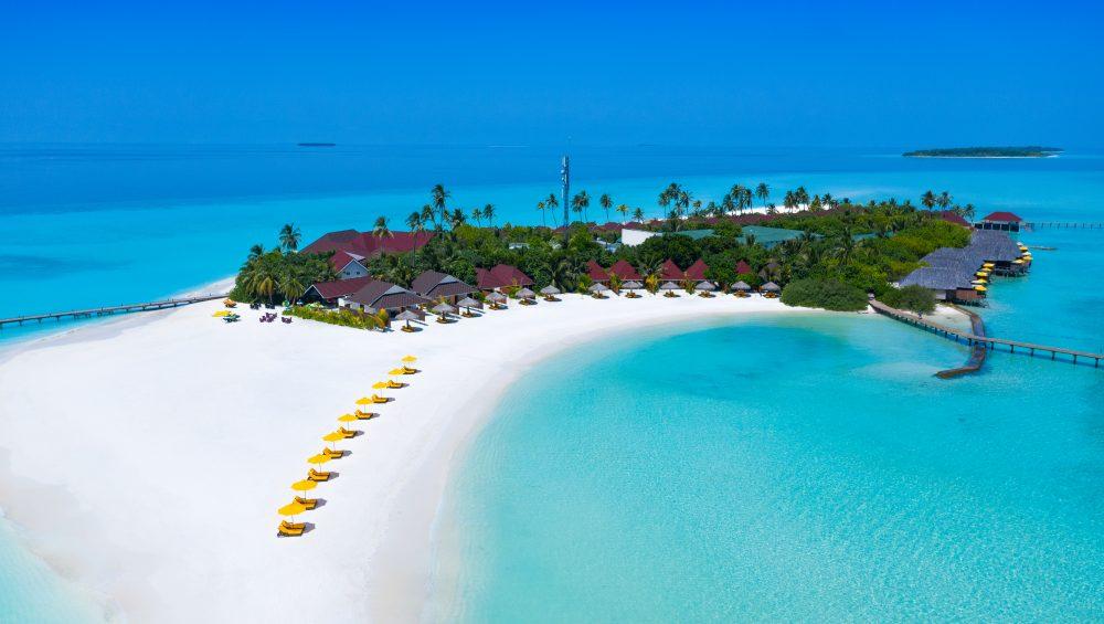 Dhigufaru Island Resort a partire da Euro 1675 p.p.
