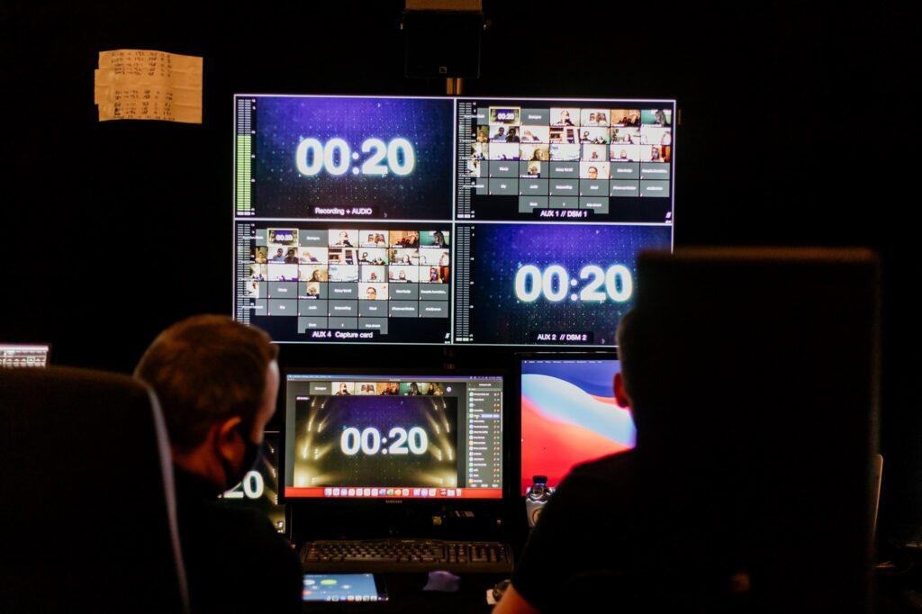livestream studio heerlen van der valk