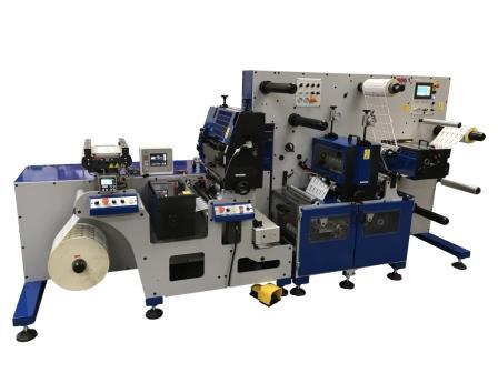Acabamento digital de impressão