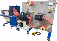 Flexographic Label Presses