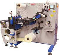 Turret Rewinder Machinery