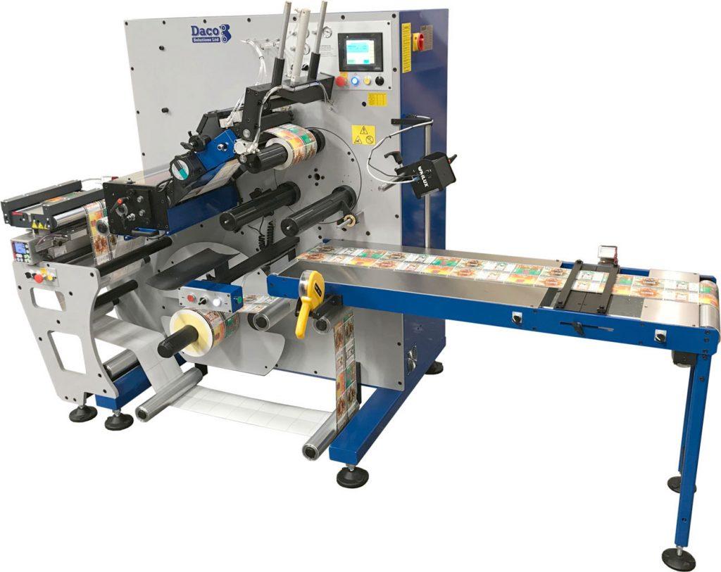 Daco PLR350 - Inspection Table & Unilux Strobe