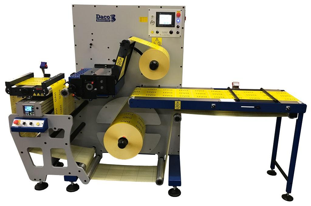 Inspecção / Rebobinadoras cortadoras