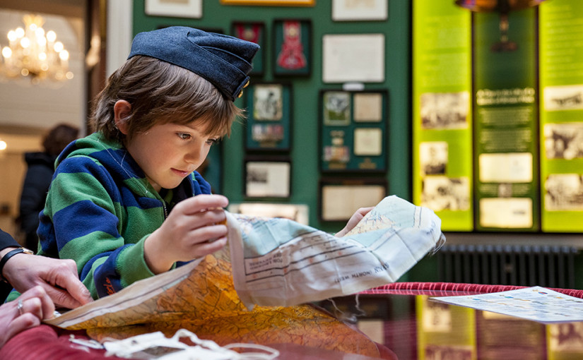 Bentley Priory Museum is awarded £1 million libor funding to enhance learning and access