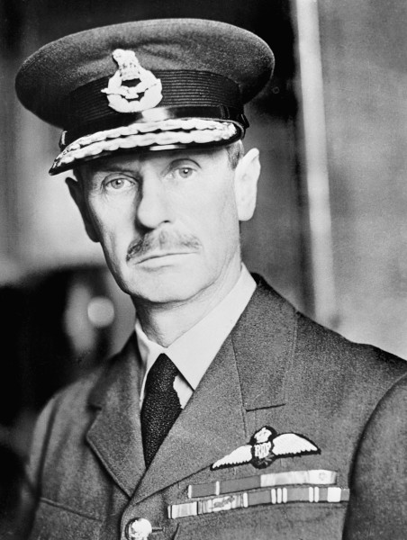 Air Chief Marshal Sir Hugh Dowding, Commander in Chief of Headquarters Fighter Command