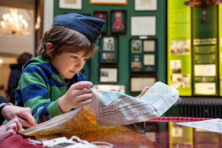 School Visits to Bentley Priory Museum