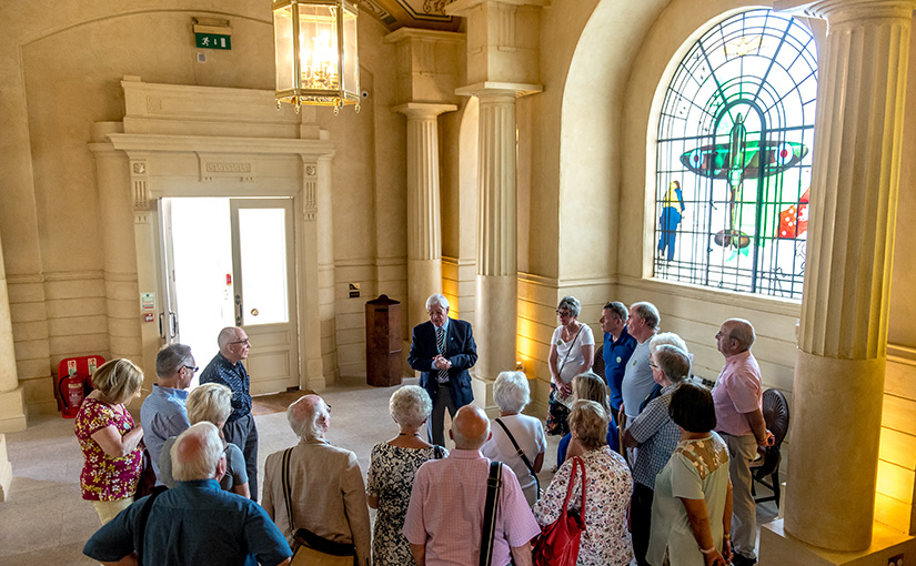 Bentley Priory Museum Group Visits
