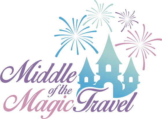 Middle of the Magic Travel Logo