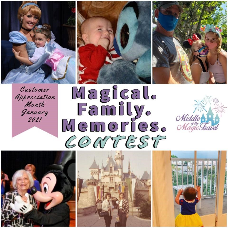 Magical Family Memories Contest- Enter to Win a Memory Maker or Disney Gift Card!