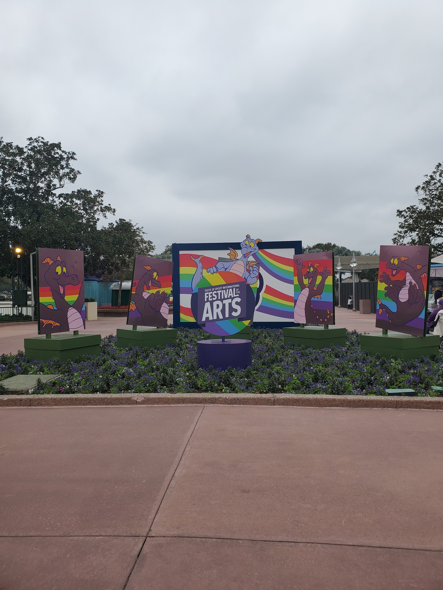 A Taste of Epcot International Festival of the Arts Food Review