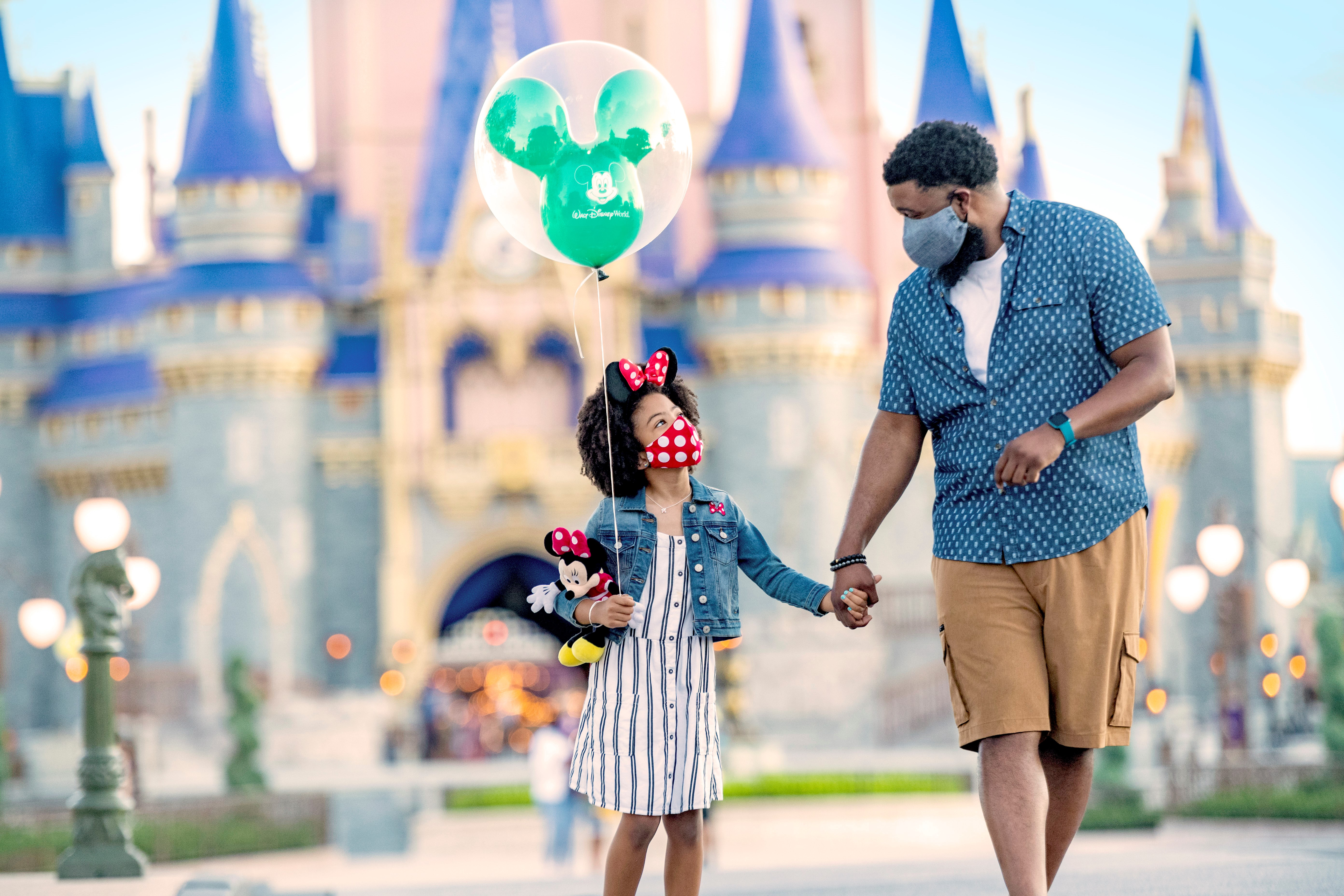 Kick Off 2021 with Extra Days in the Disney Theme Parks!