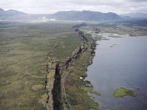 Iceland Rift Valley