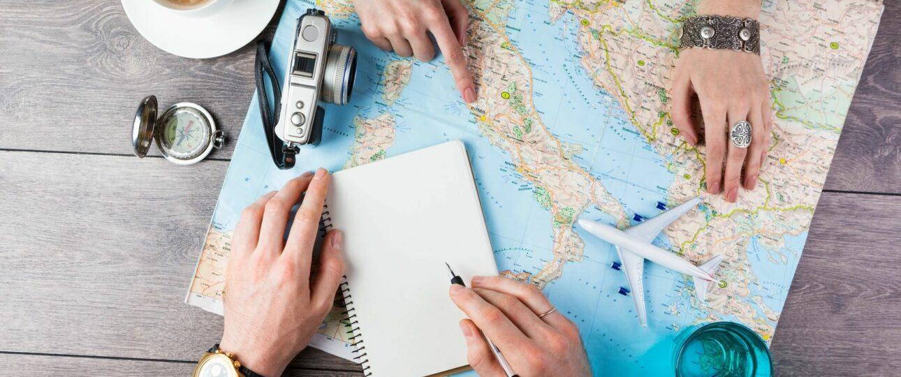 Destinations Popular For Air Travelers