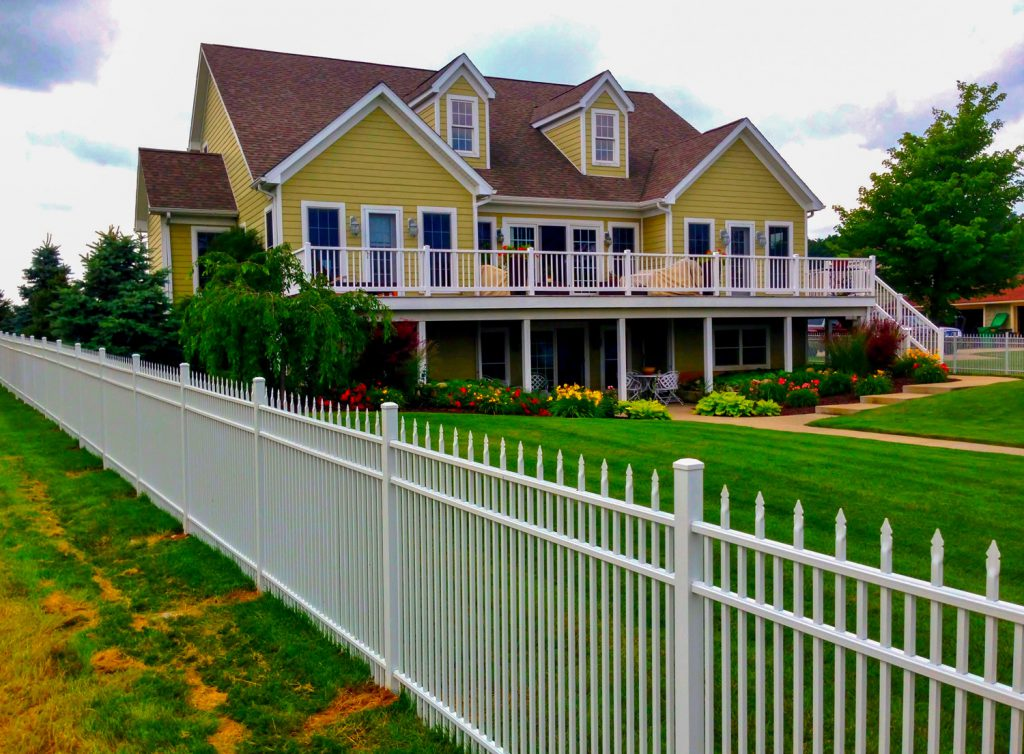 Martin Unlimited Fence Installation Company