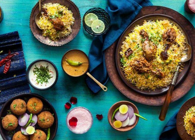 5 Restaurants That Serve The Best Biryani In Dubai
