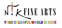 Nik Fine Arts – Your colorful world is here