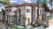 Sunrise house front