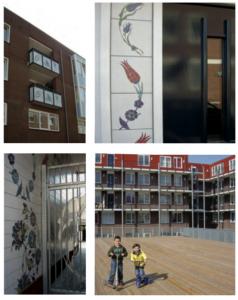 Minority quarters in Rotterdam