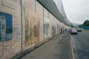 Dia 8  Belfast urban wall