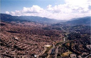 "Dia 7 Medellin"" new inclusion - new openness"
