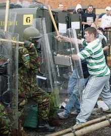 Dia 9  urban confrontation