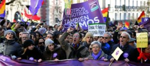 Podemos in action. source: http://www.consented.co.uk/read/even-if-podemos-doesnt-win-spanish-politics-will-have-changed-for-the-better/