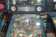 PINBALL MACHINE COSTA RICA1992 DATA EAST LETHAL WEAPON 3