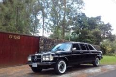 MANISON IN THE MOUNTAINS COSTA RICA. MERCEDES LIMO SCENIC TOURS.
