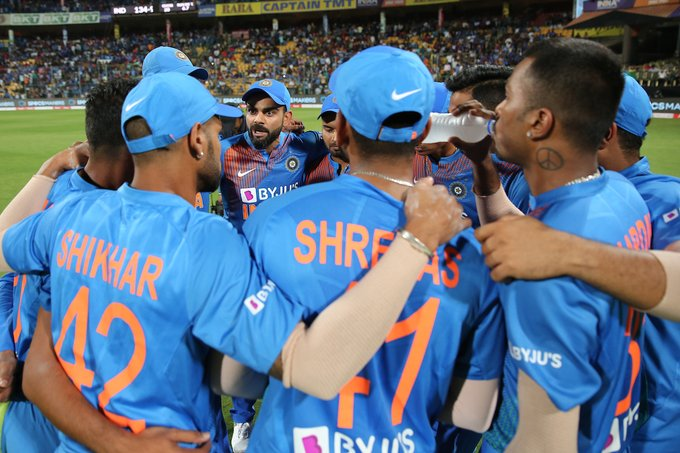 India Cricket Team For South Africa ODI Series 2020