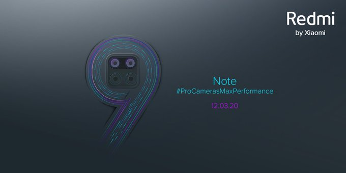 Redmi Note 9 Series To Launch in India