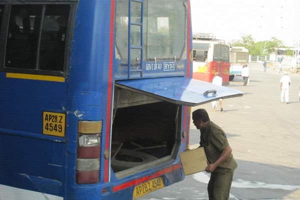 Andhra Pradesh State RTC Plane To Run Cargo Parcel Service