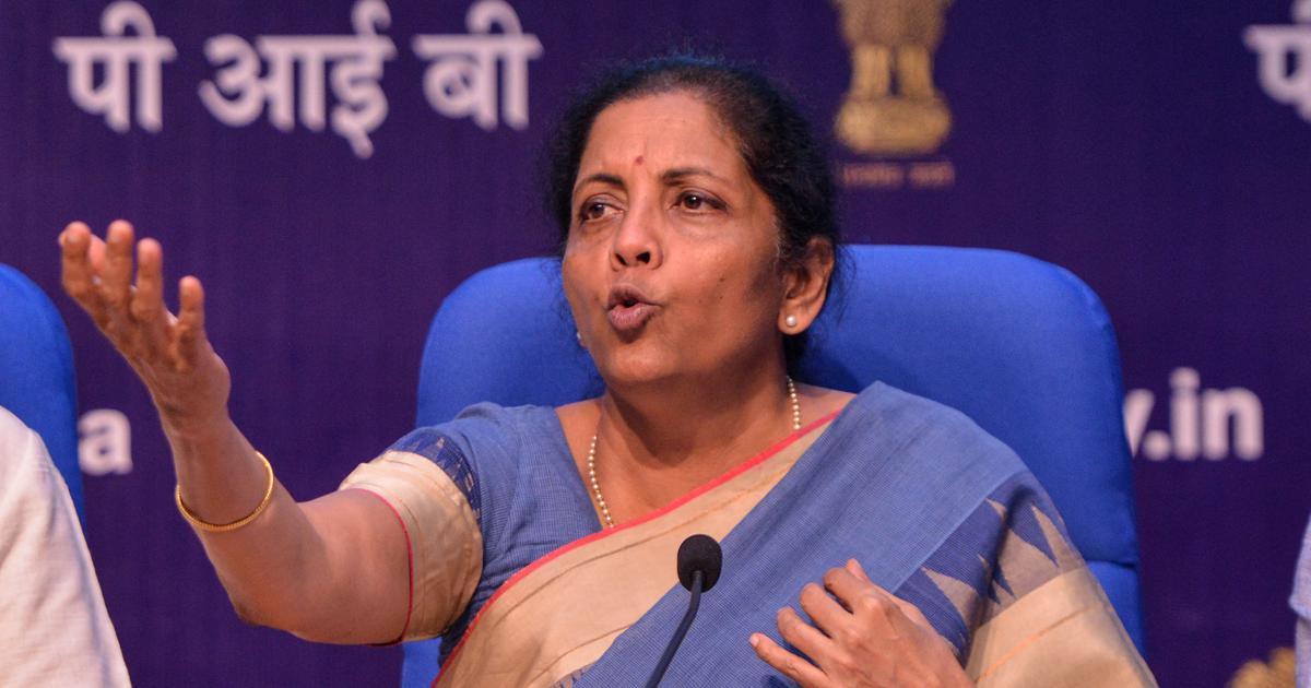 FM Nirmala Sitharaman Announces 2nd Tranche of Economic Package