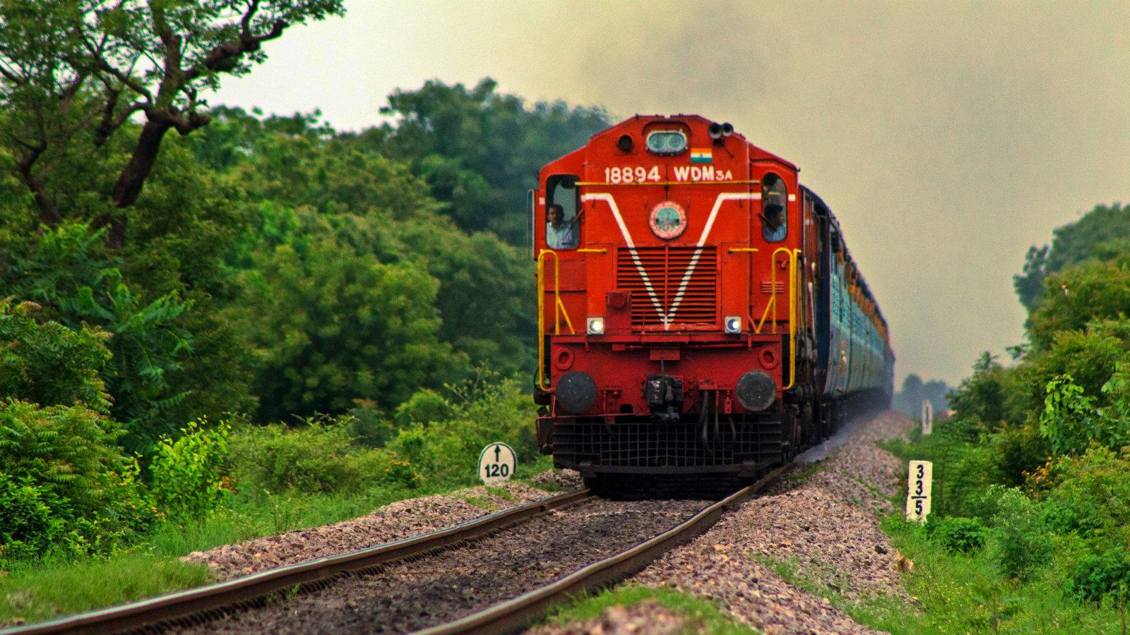Indian Railways to run 200 non air condition trains daily from June 1st