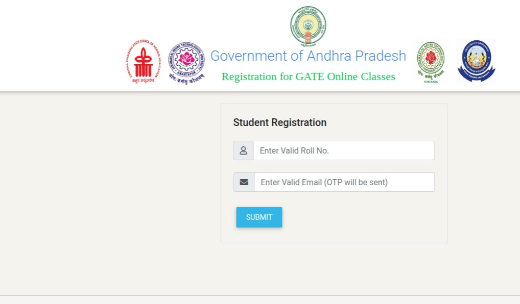 JNTU Anantapur started GATE Online Classes