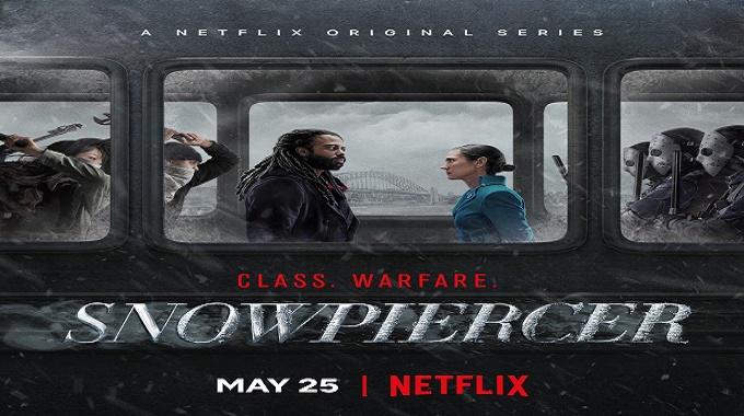 Snowpiercer Official Trailer