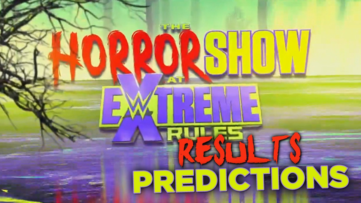 WWE Extreme Rules 2020 Results Wrestleview
